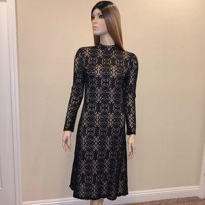 Beautiful Lace Empress Dress Size M